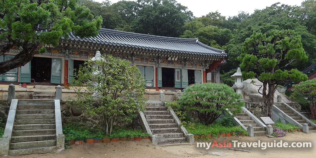 UNESCO World Heritage of Korea
