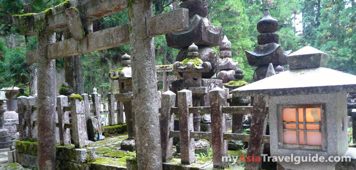 Koyasan – Sacred center of Shingon buddhism